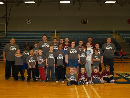 2013 Basketball For Cape Special Needs Program T-Shirt Photo