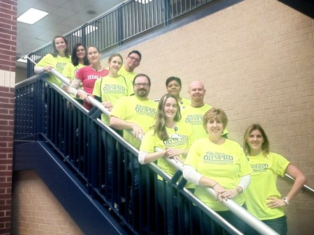Cy Fair Science Olympiad T-Shirt Photo
