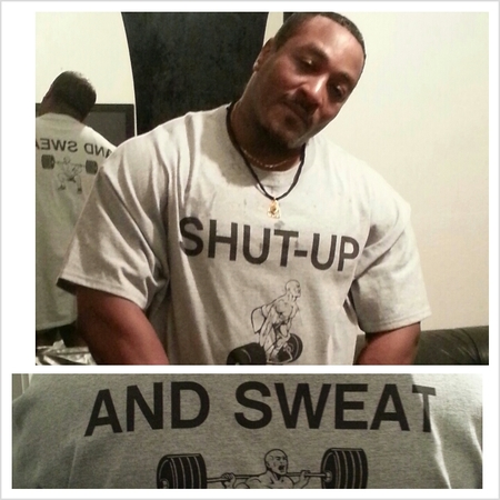 Too Much Talkin In The Gym... T-Shirt Photo