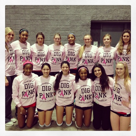 Dig Pink At The Capitol Hill Classic  T-Shirt Photo