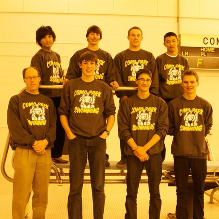 The Swim Crew Recognizing The Intelligence In The Crew Sweatshirt T-Shirt Photo