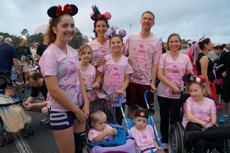 Disney Princess 5 K T-Shirt Photo