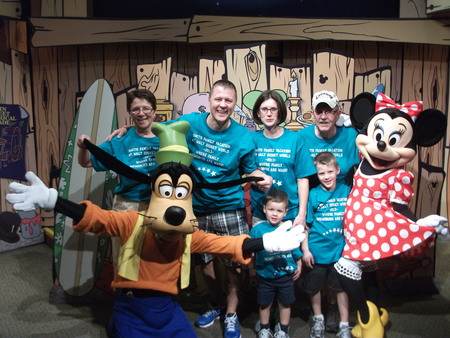 Disney World 2013 T-Shirt Photo