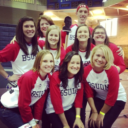 Ball State University Dance Marathon Alumni T-Shirt Photo
