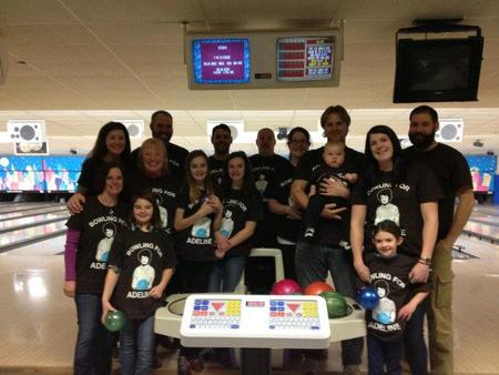 Bowling For Adeline T-Shirt Photo