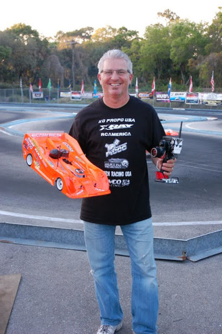 R/C/ Racing  T-Shirt Photo