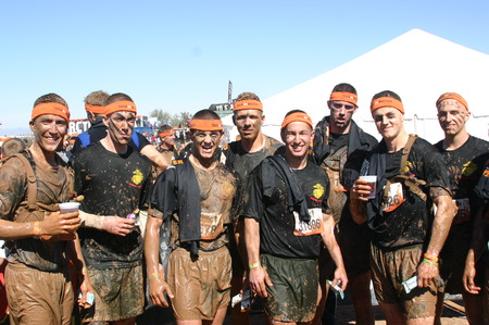 Tough Mudder Arizona  T-Shirt Photo