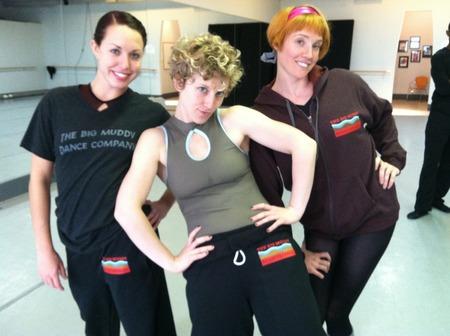 Dancewear T-Shirt Photo