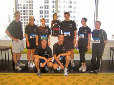 2007 Corporate Challenge Race Team T-Shirt Photo