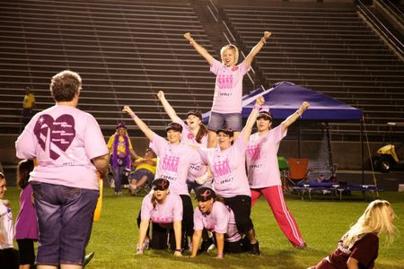 Team Sassie Sisters Relay For Life  T-Shirt Photo