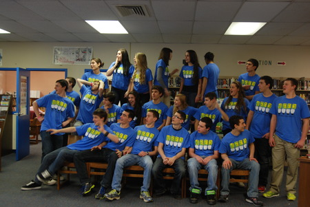 Shs Need Crew 2012 2013 T-Shirt Photo