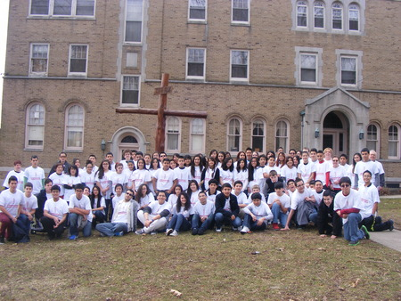 Confirmation Retreat T-Shirt Photo