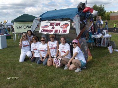 2007 Relay For Life T-Shirt Photo