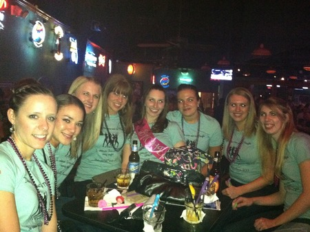 The Girls Are Out To Mingle To Celebrate Chris No Longer Being Single!!  T-Shirt Photo