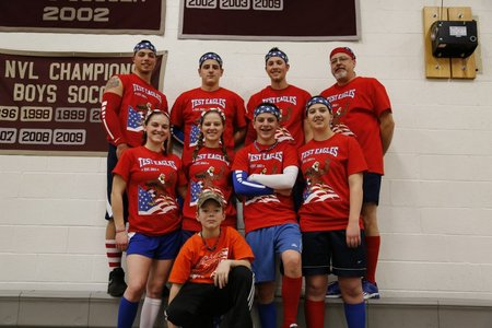 Dodgeball For Charity! T-Shirt Photo