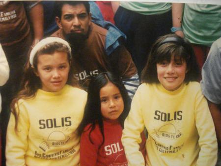 Kids At Reunion T-Shirt Photo