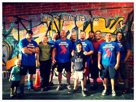 Wildcat Strongman Challenge T-Shirt Photo