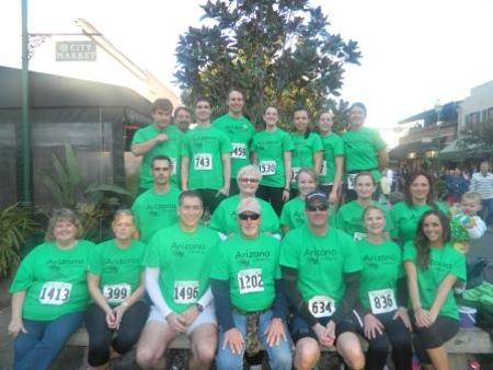 2013 Shamrock Run T-Shirt Photo