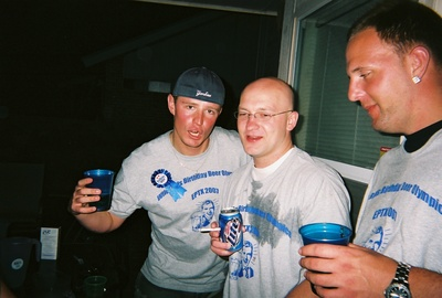 Wild Bills Birthday Beer Olympics 2007 T-Shirt Photo