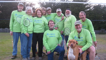 The Mendonoma Team T-Shirt Photo