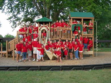 2007 Thornton Family Rendezvous T-Shirt Photo