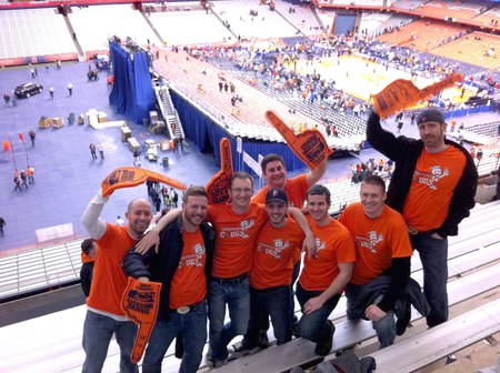 Syracuse Conference Of Cougs! T-Shirt Photo
