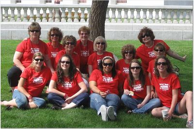 Women's Weekend 2007: Gettin' Down In Madtown T-Shirt Photo