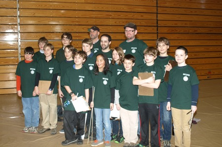 Mccps Science Olympiad Team T-Shirt Photo