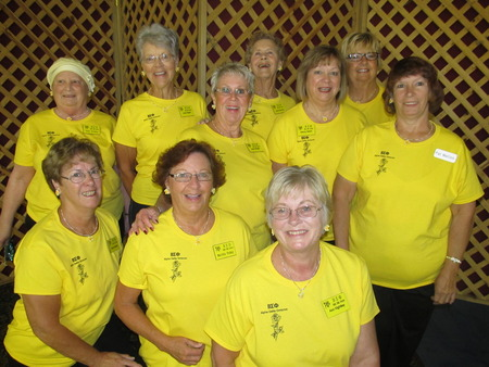 Beta Sigma Phi Sorority Chapter Luncheon T-Shirt Photo
