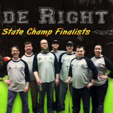 Wide Right State Champ Finalists T-Shirt Photo