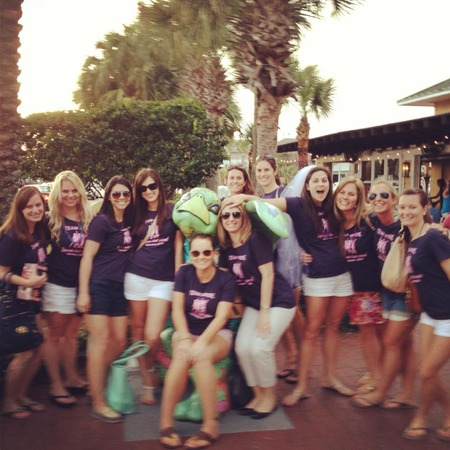 Danae's Bachelorette T-Shirt Photo