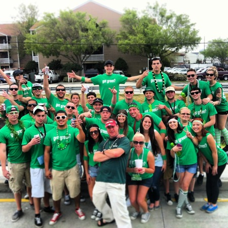 St Pattys Day Parade T-Shirt Photo