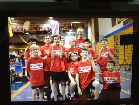 Awana Games Champions At Heart! T-Shirt Photo