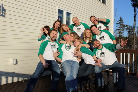Neighborhood St. Patty's Party! T-Shirt Photo