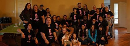 Break Feast 2013 Group Pana T-Shirt Photo