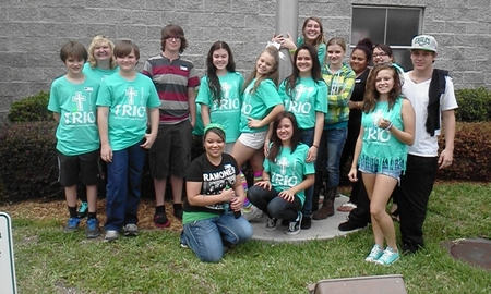 Trio Youth Group   Hope Orlando T-Shirt Photo