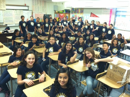 Holmes Sas Students Rock! T-Shirt Photo