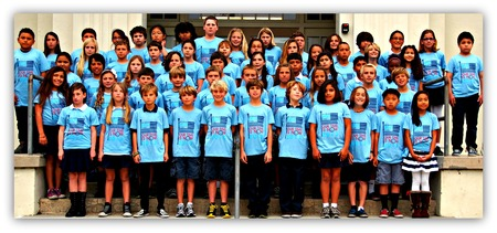 Our Time Is Now! Class Of 2013 T-Shirt Photo