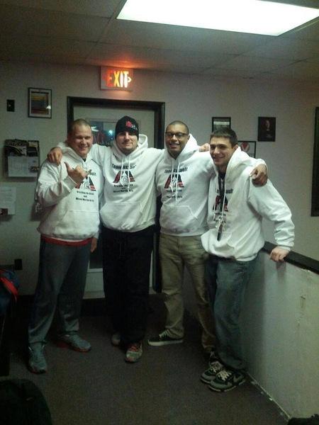 Team Assault   Osss T-Shirt Photo