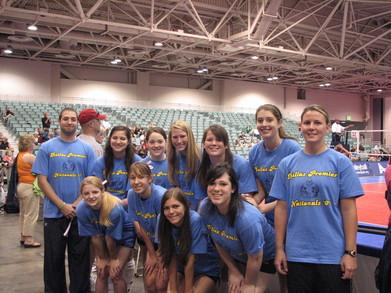 Dallas Premier 15 Darren Competes At Junior Olympics T-Shirt Photo
