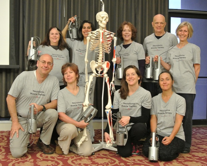 Neuro Soma Graduate Seminar T-Shirt Photo