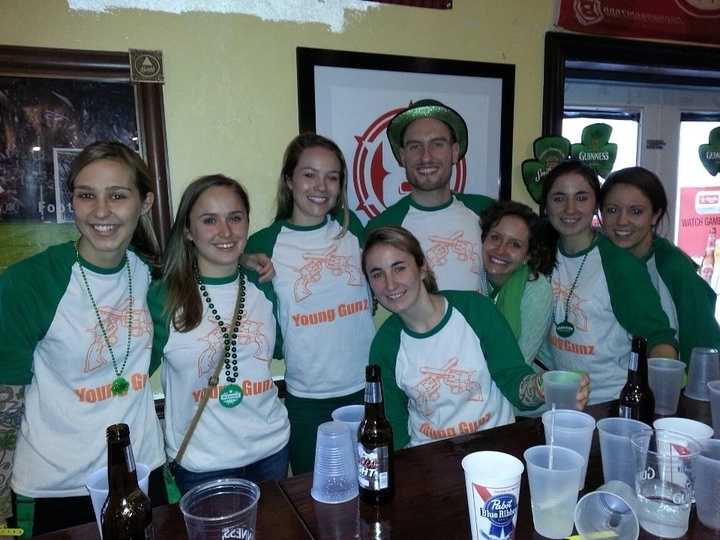 St Patrick's Day 2013 T-Shirt Photo