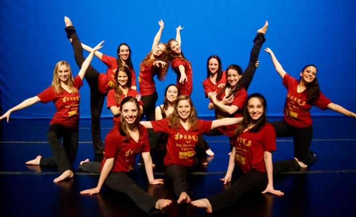 Sparks Dance Company T-Shirt Photo