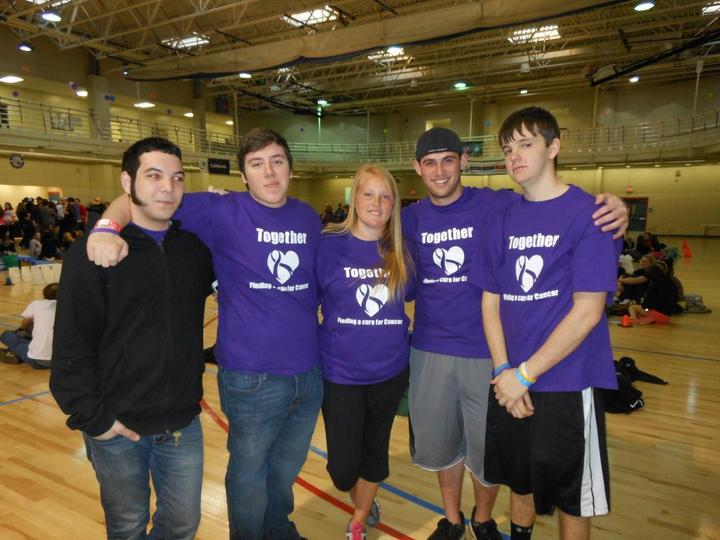 Relay For Life Of Rowan University T-Shirt Photo