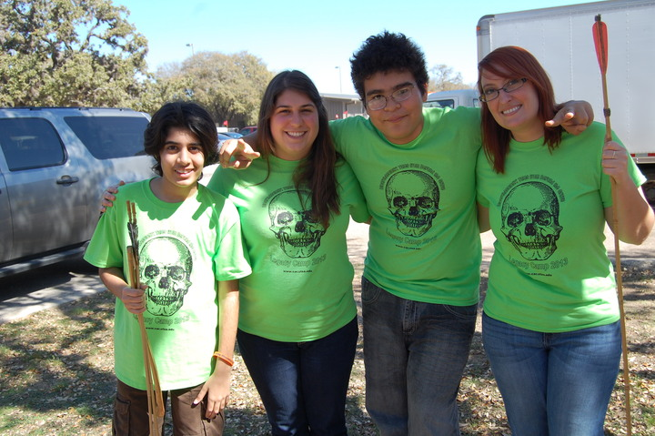 Skeleton Crew! T-Shirt Photo
