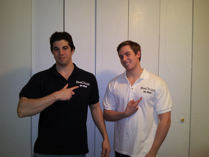 Pro Chips Polos Came In! T-Shirt Photo