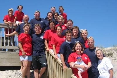 2nd Annual Beach Week 2007 T-Shirt Photo