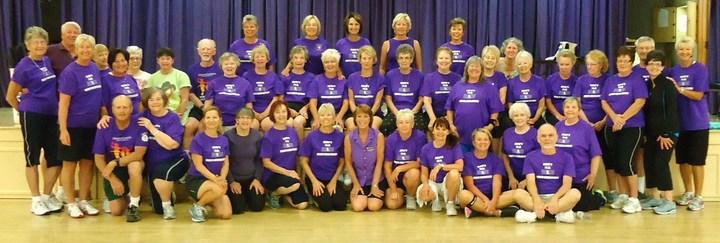 Aerobics T-Shirt Photo