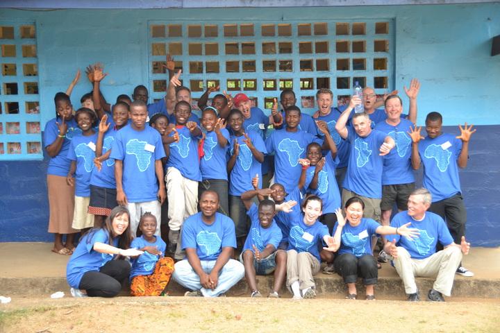 Love Liberia T-Shirt Photo