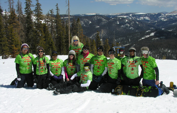 Ski Retreat 2013 T-Shirt Photo